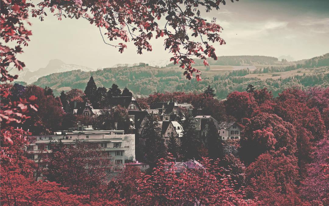 Švicarska, 4 dana