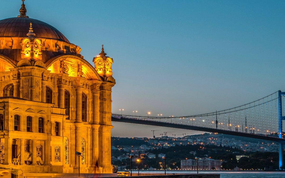 Istanbul, 4 dana zrakoplovom