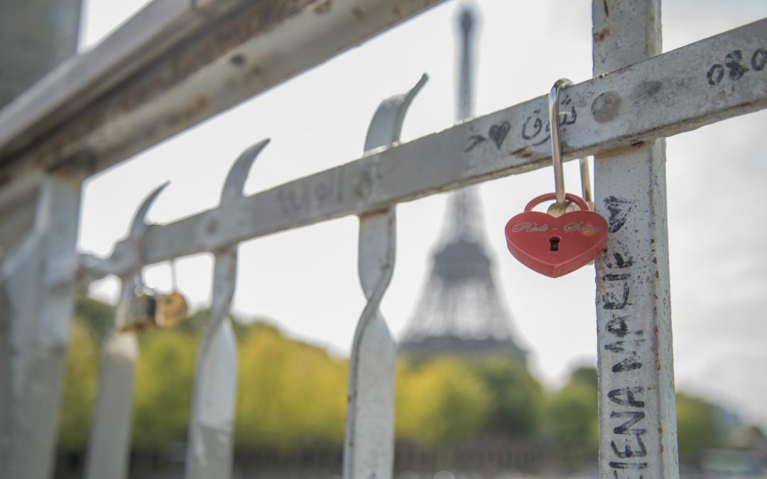 Pariz, 4 dana zrakoplovom