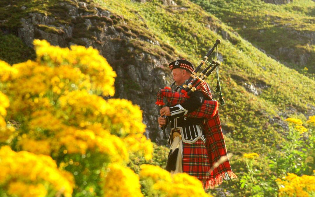 Škotska, 8 dana autobusom i brodom