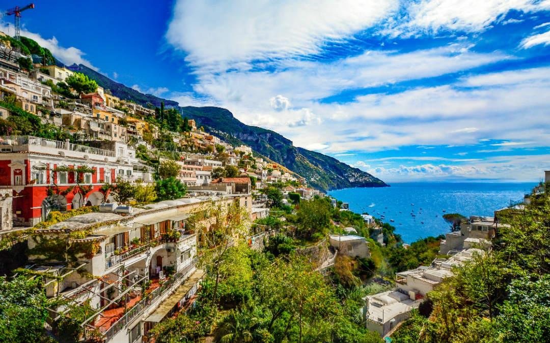 Capri – Amalfi – Vezuv, 5 dana