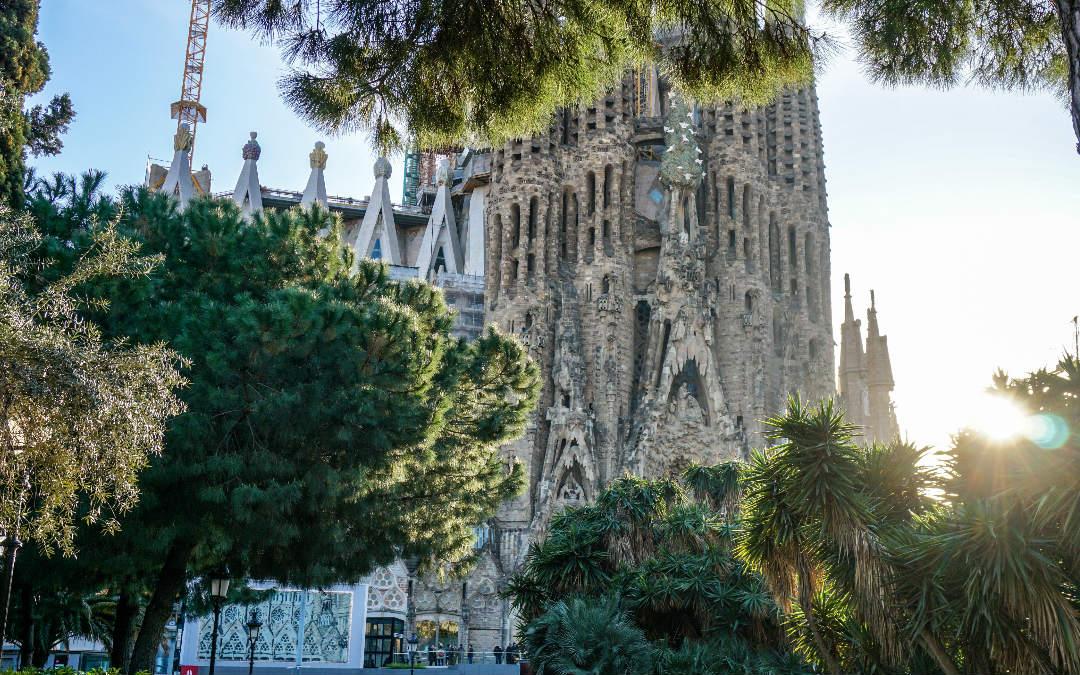 Barcelona, zrakoplovom 4 dana
