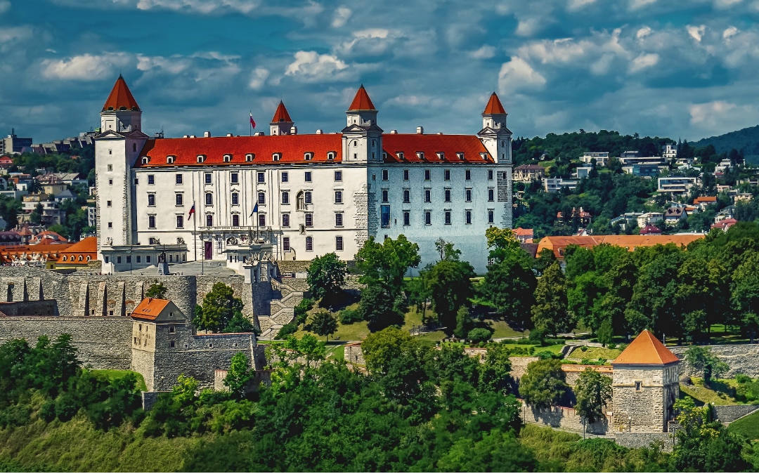 Beč – Bratislava – Budimpešta, 3 dana