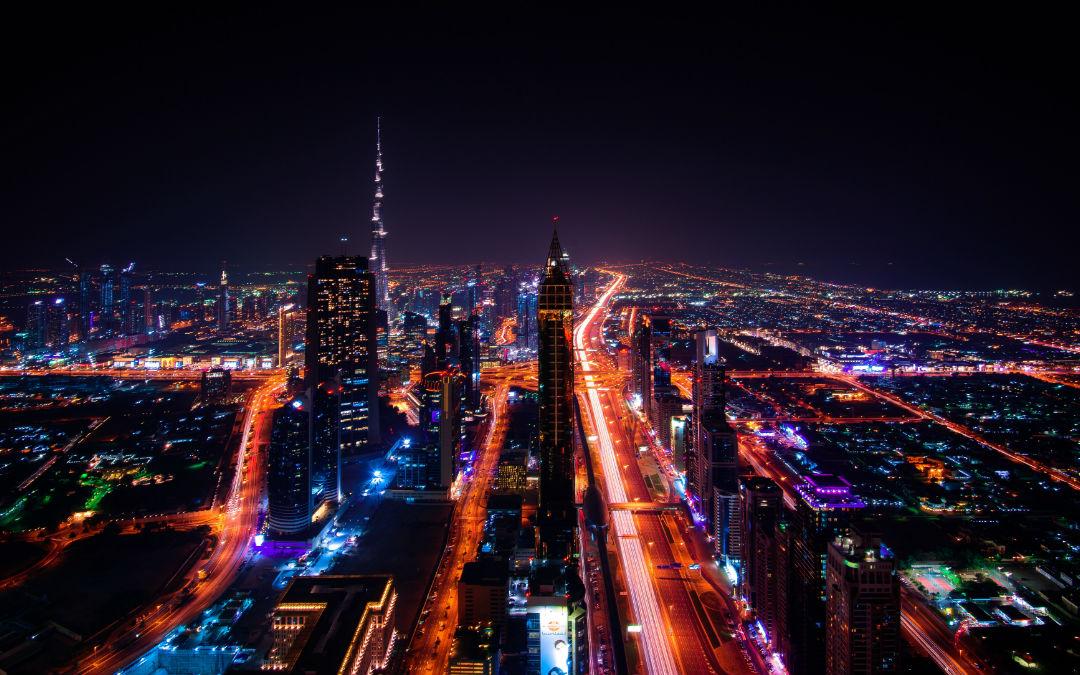 Dubai, 6 dana