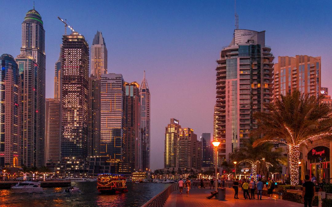 Istanbul i Dubai, 8 dana