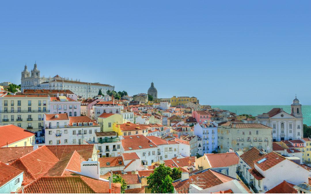 Portugal, 6 dana zrakoplovom