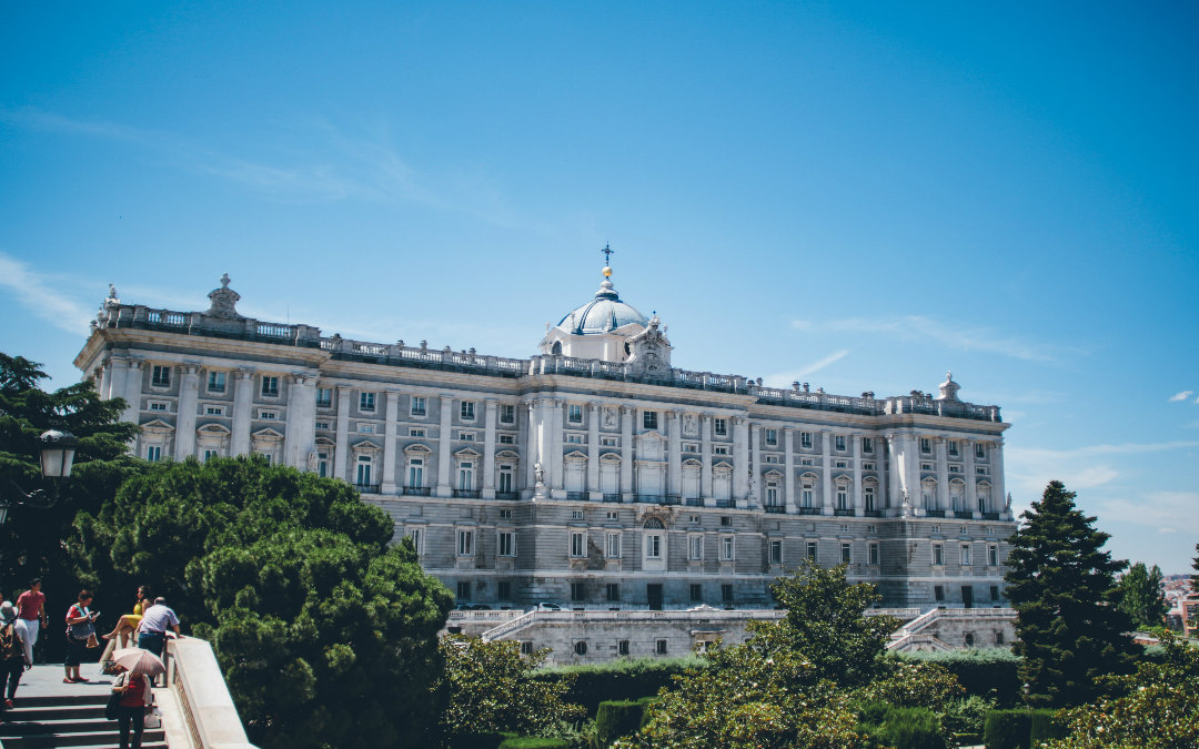 Madrid, 4 dana zrakoplovom