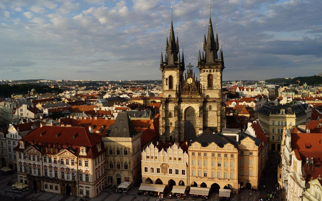 Prag, 3 dana autobusom