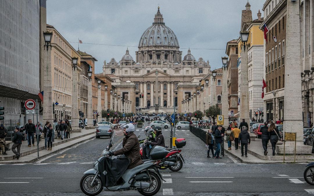 Rim – Pompeji – Napulj – Capri, 5 dana