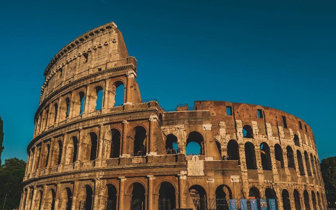 Rim i Firenca, 4 dana zrakoplovom