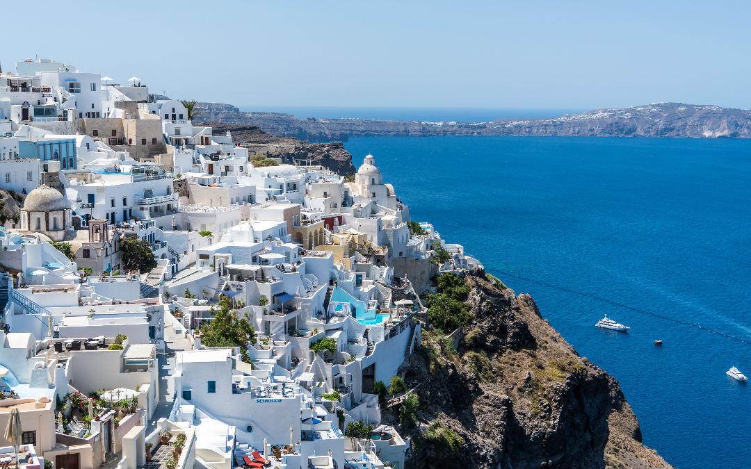 Krstarenje: jesen u Grčkoj, 6 dana