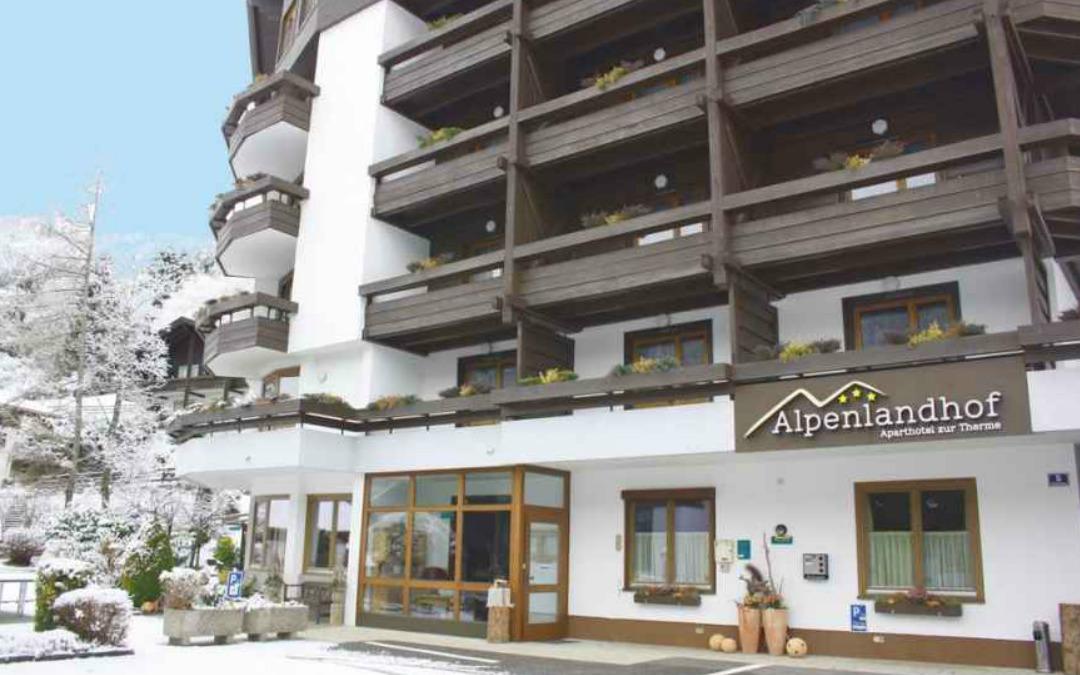 Apartmani Alpenlandhof 3*