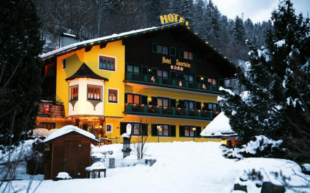 Hotel Sportalm 3*
