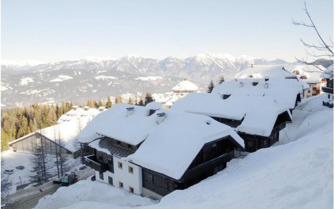 Apartmani Marcius Alpenhäuser