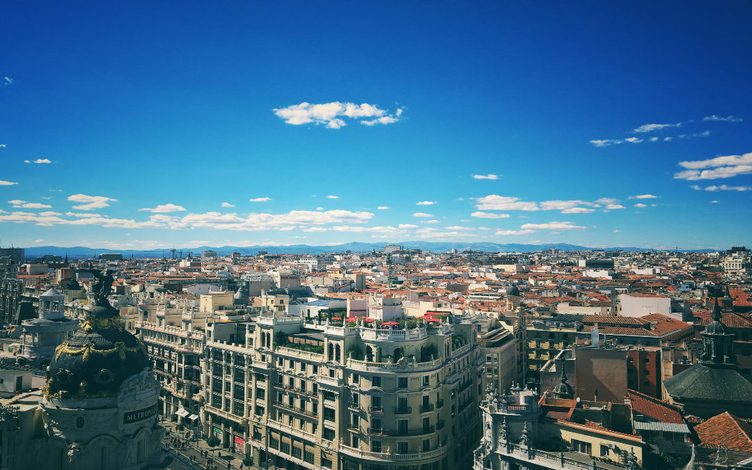 Advent u Madridu, 5 dana zrakoplovom
