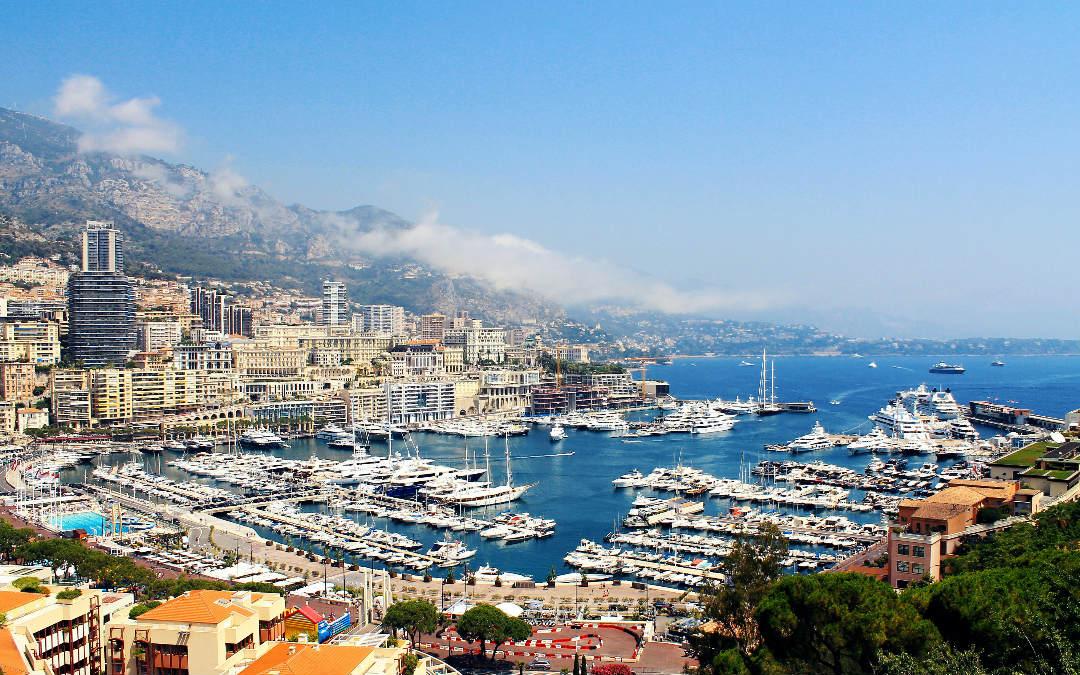 Nova godina na Azurnoj obali, 4 dana