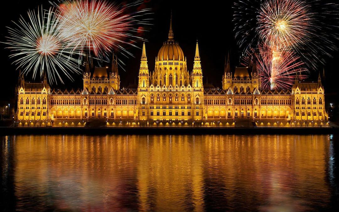 Nova godina u Budimpešti, 3 dana