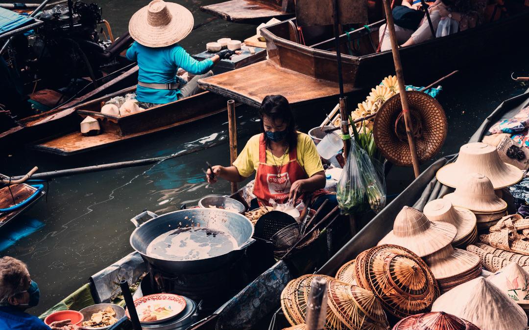 Nova godina na Tajlandu, 10 dana