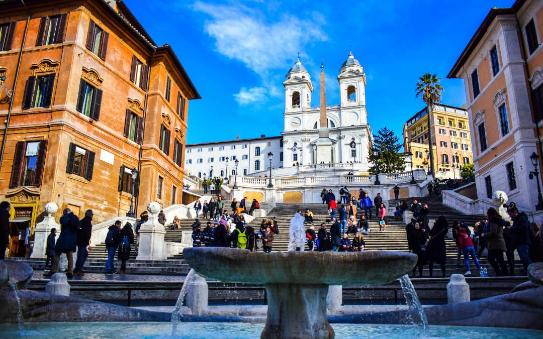 Nova godina Rim i Pompeji, 4 dana