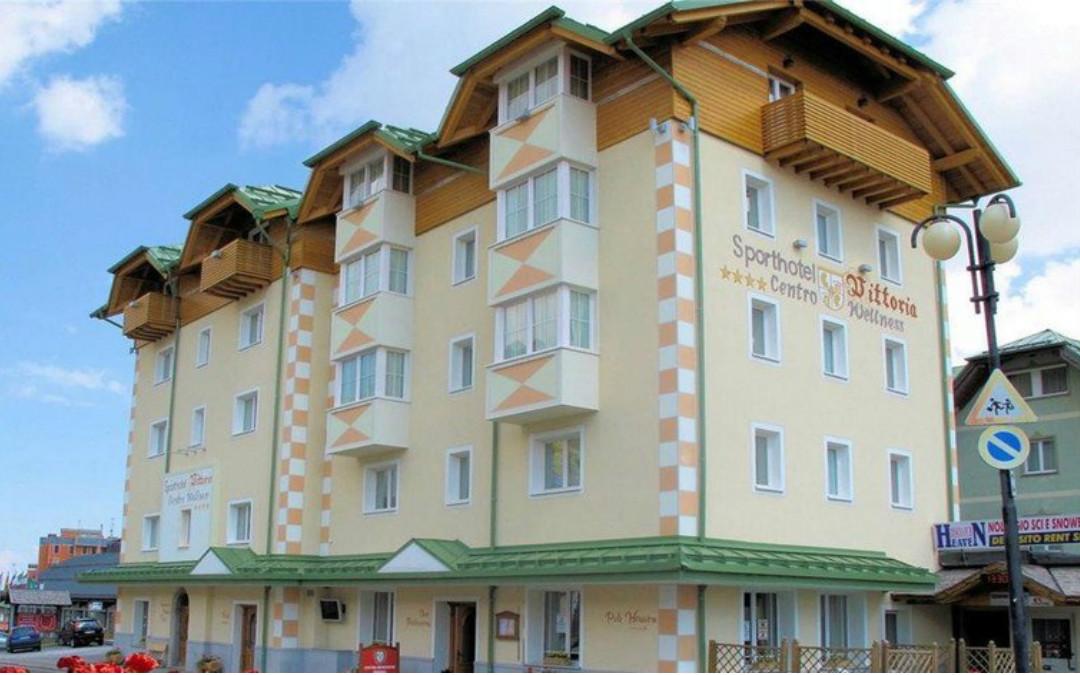 Sport hotel Vittoria 4*