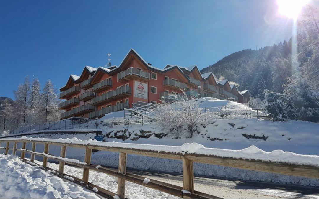 Ponte di Legno – Residence Adamello Resort 4*