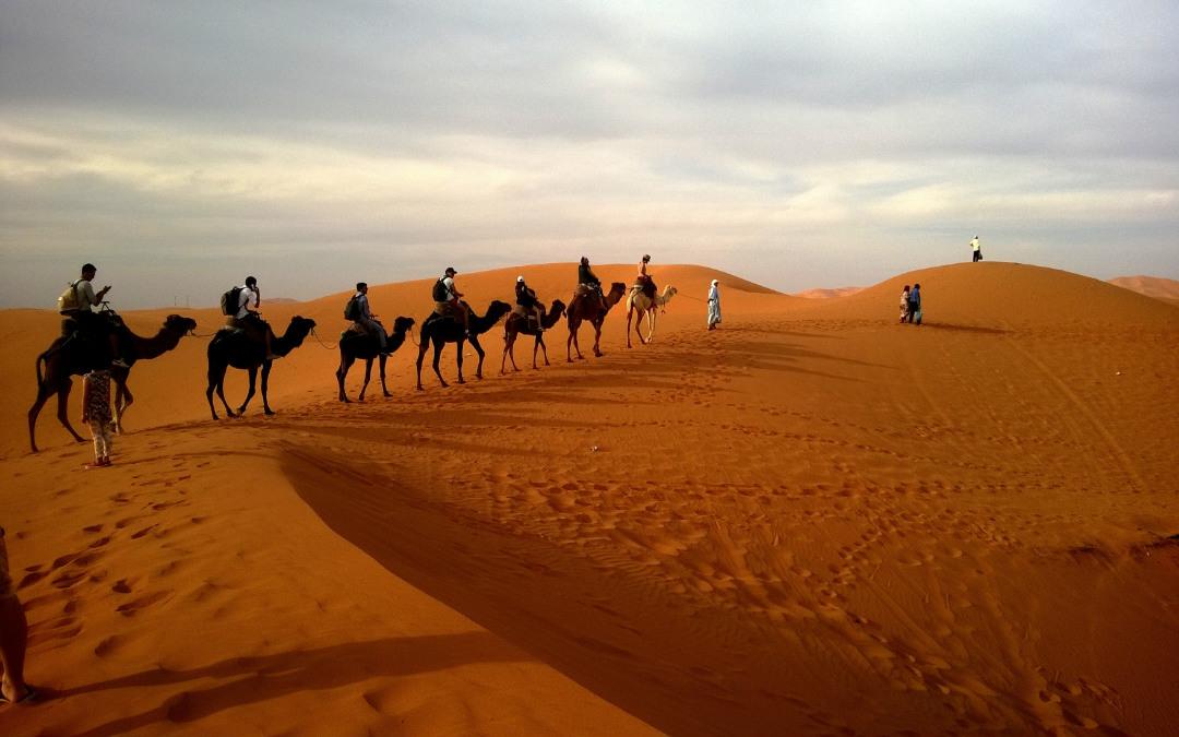 Nova godina u Dubaiju, 6 dana