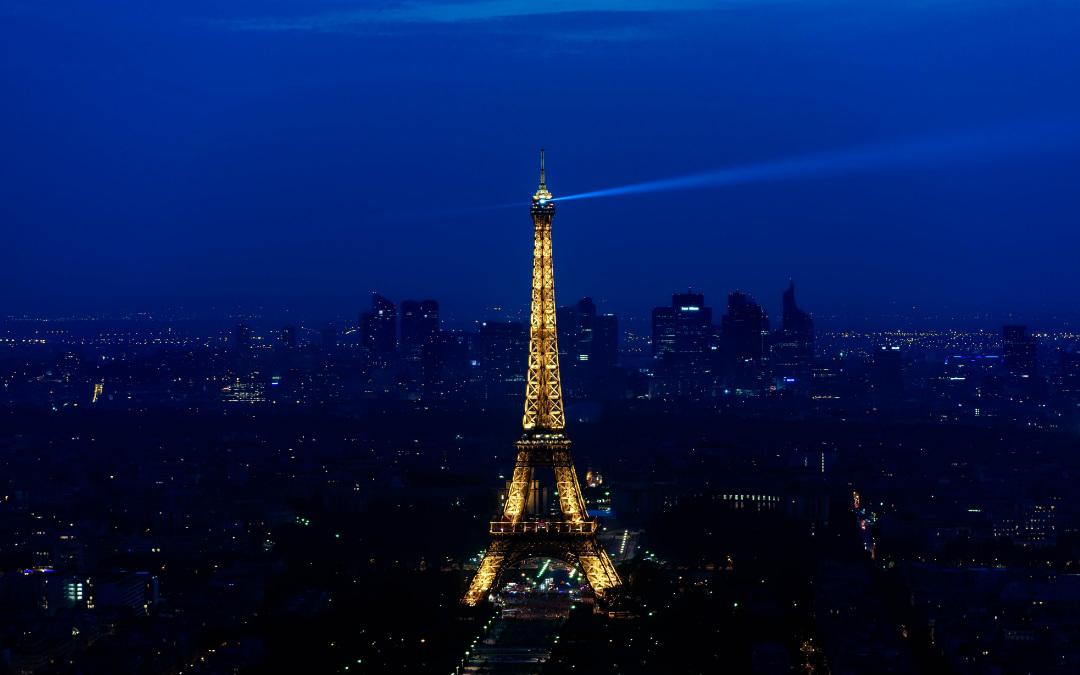 Nova godina u Parizu, 4 dana zrakoplovom