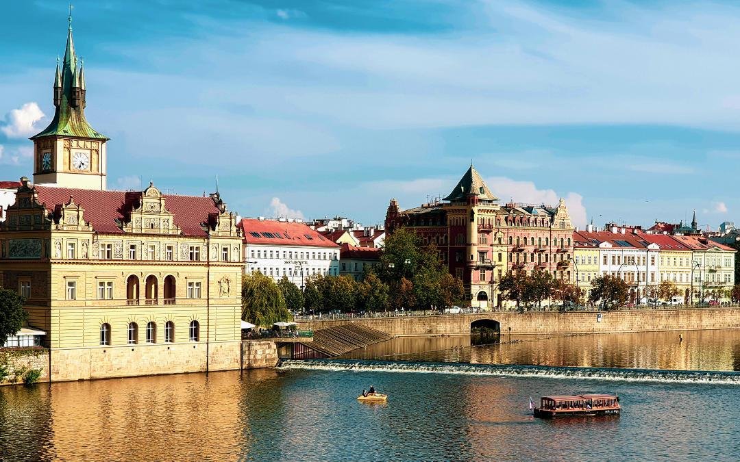 Zlatni Prag – Beč – Bratislava, 4 dana autobusom