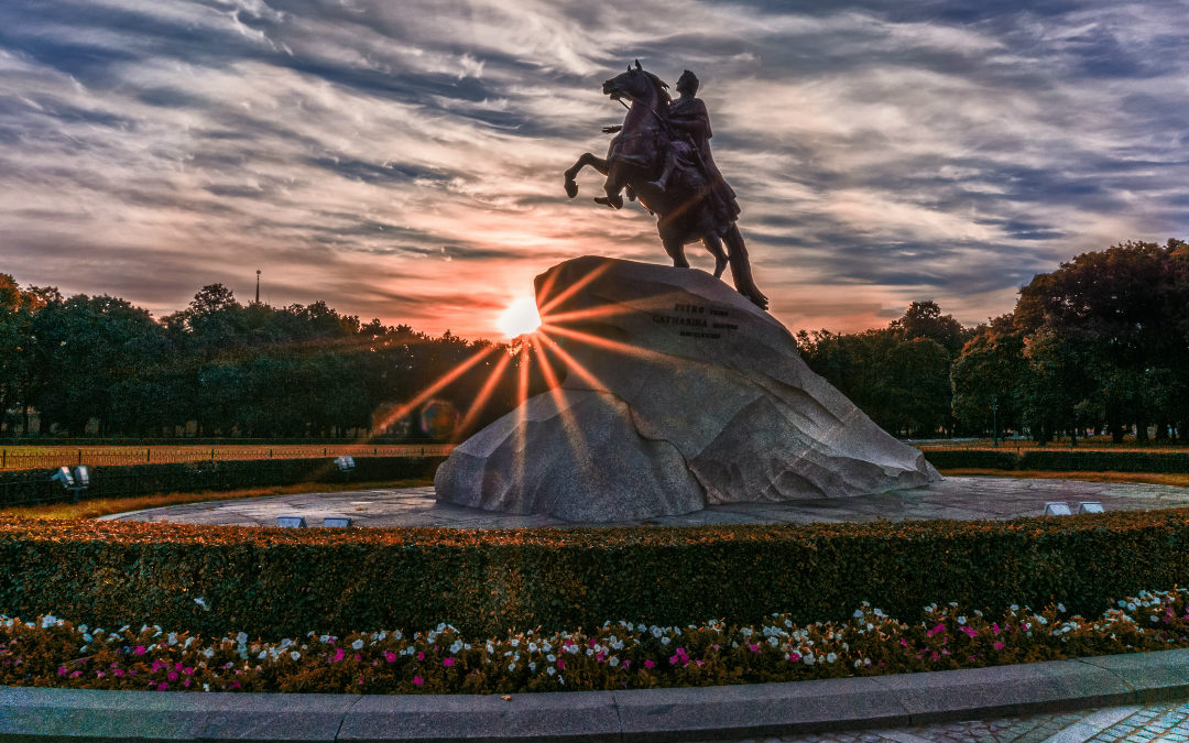 St. Peterburg: carska rezidencija, 5 dana