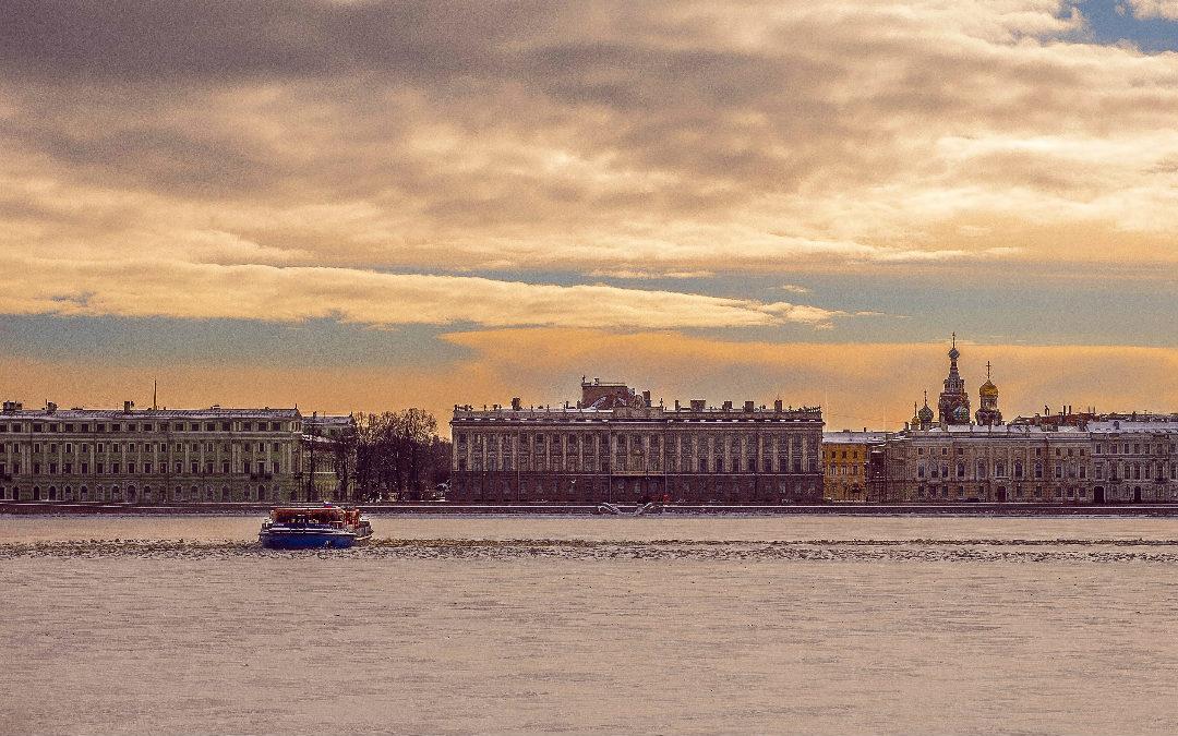 St. Peterburg: sjaj i rakoš, 4 dana zrakoplovom