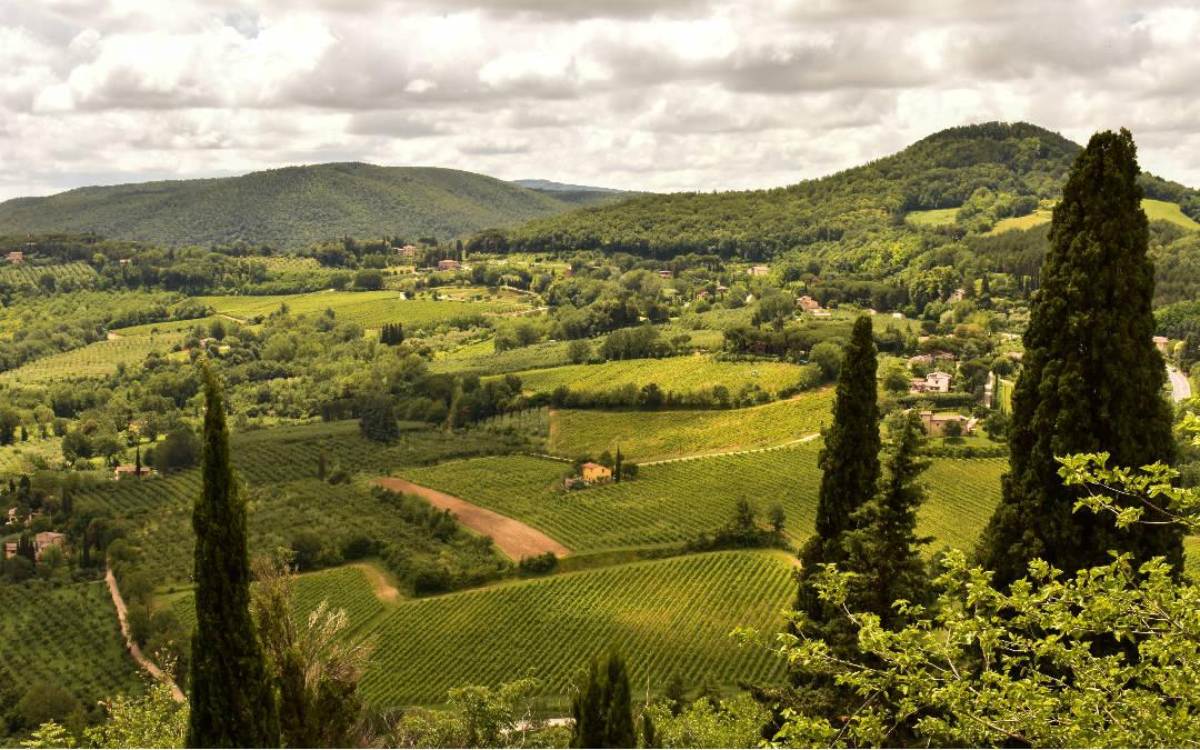 Toskana – najljepši mali gradići, 3 dana