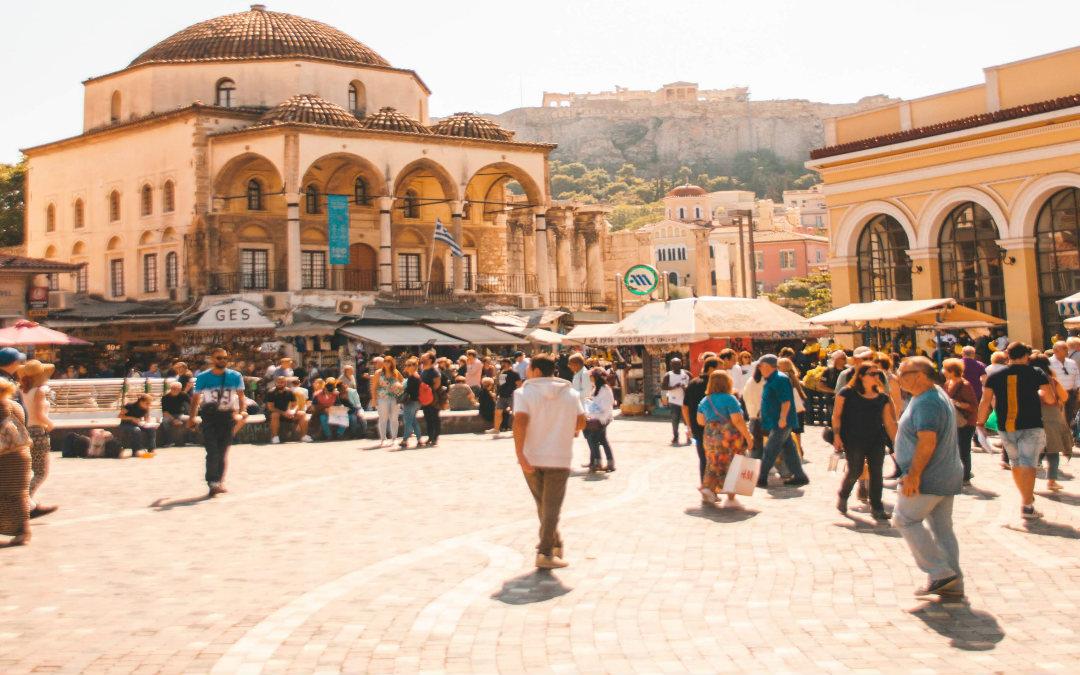 Atena, Delphi i Meteora, 5 dana zrakoplovom