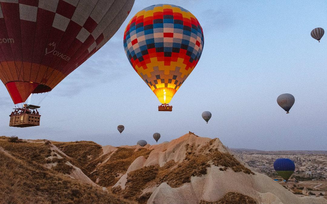 Kapadokija, Mala Azija, Istanbul, 9 dana