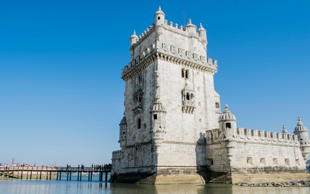 Lisabon, 5 dana zrakoplovom