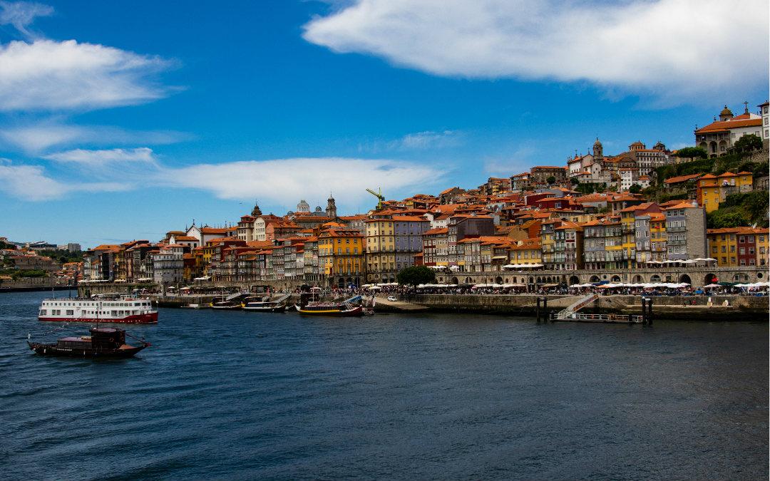 Portugalska tura, 6 dana zrakoplovom