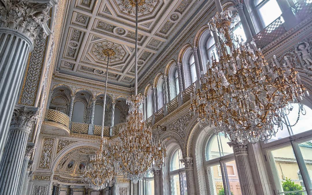 St. Peterburg: bijele noći, 4 dana