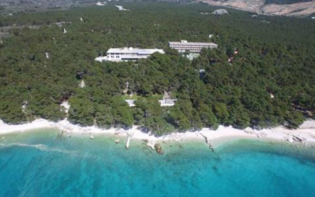 Ljeto u Hrvatskoj: Baško Polje – Depadanse Alem 2*