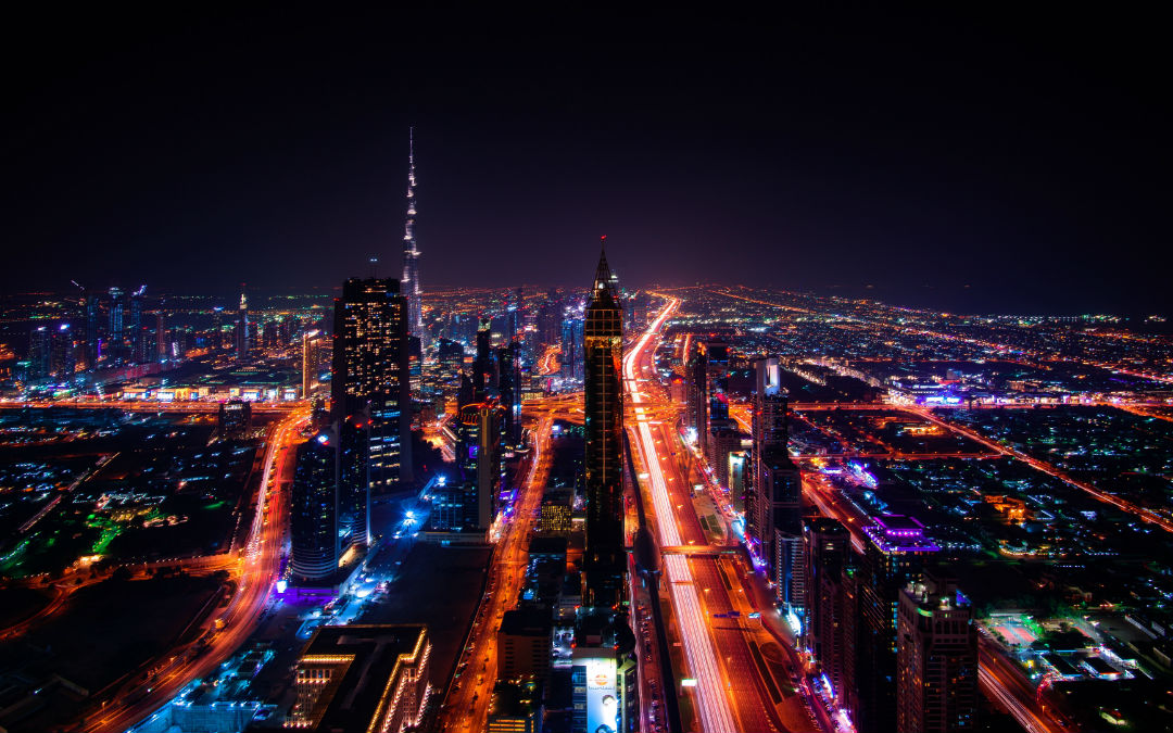 Dubai, 5 dana zrakoplovom