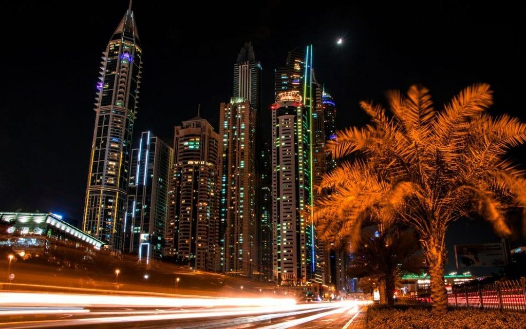 Nova godina Dubai, 6 dana