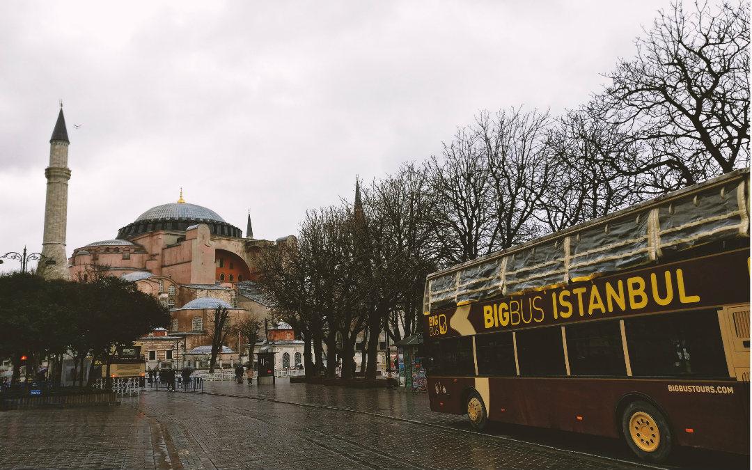 Istanbul – grad na dva kontinenta, 4 dana