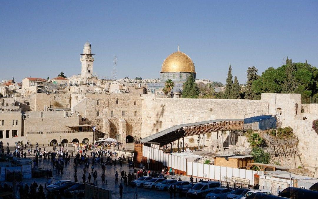 Izrael i Jordan, 8 dana