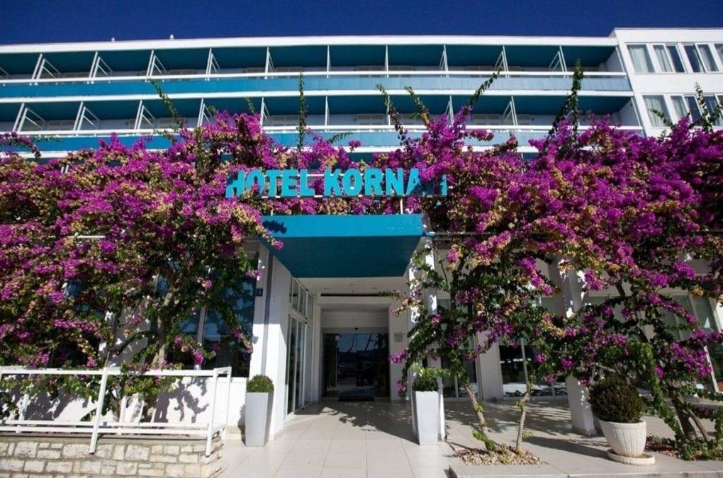 Ljeto u Hrvatskoj: Biograd na moru – hotel Kornati 4*