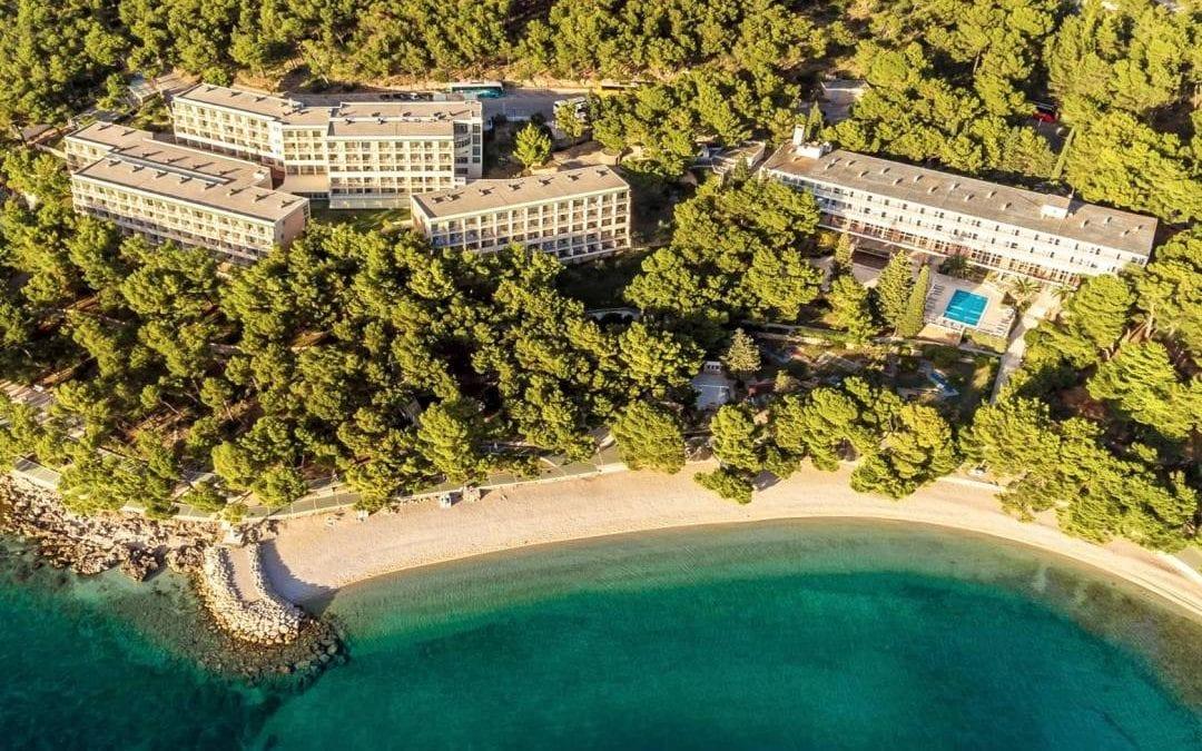 Posebna ponuda, obiteljski odmor: Brela – hotel Bluesun Marina 3*