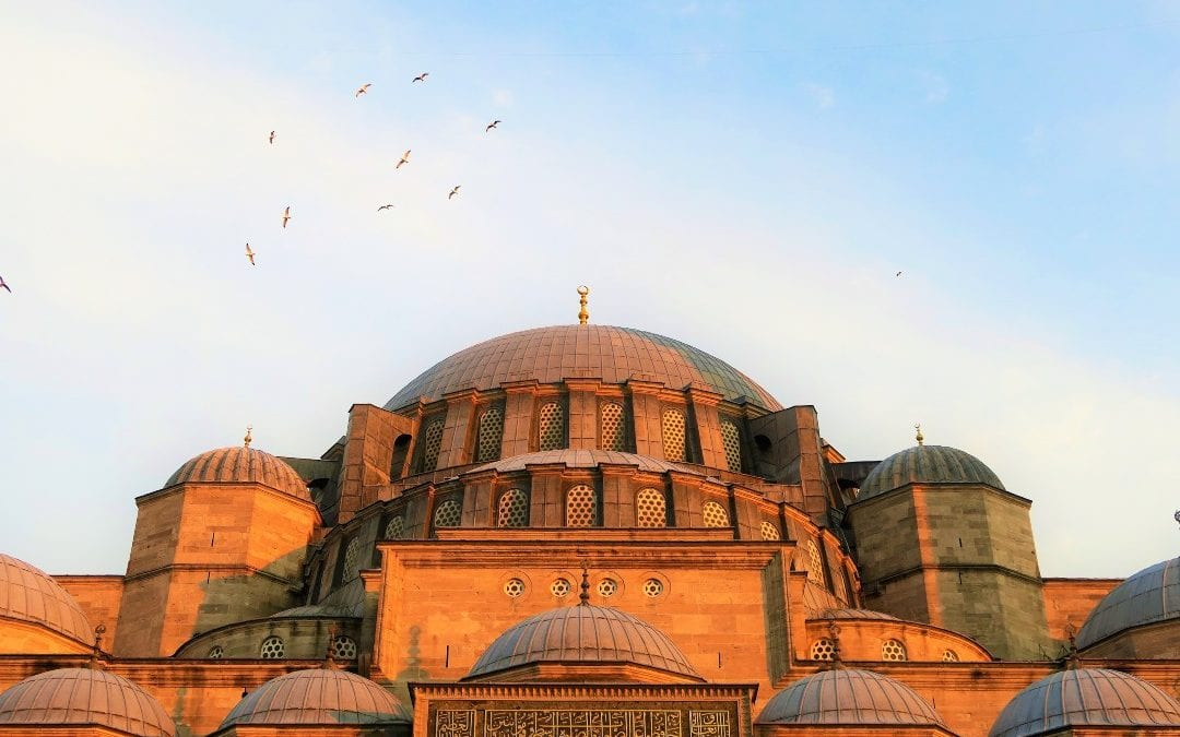 Istanbul, 5 dana zrakoplovom