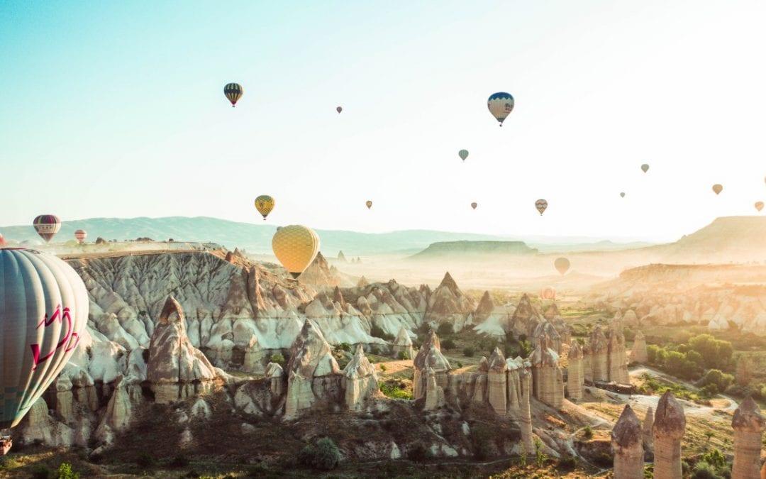 Kapadokija i Mala Azija, 9 dana