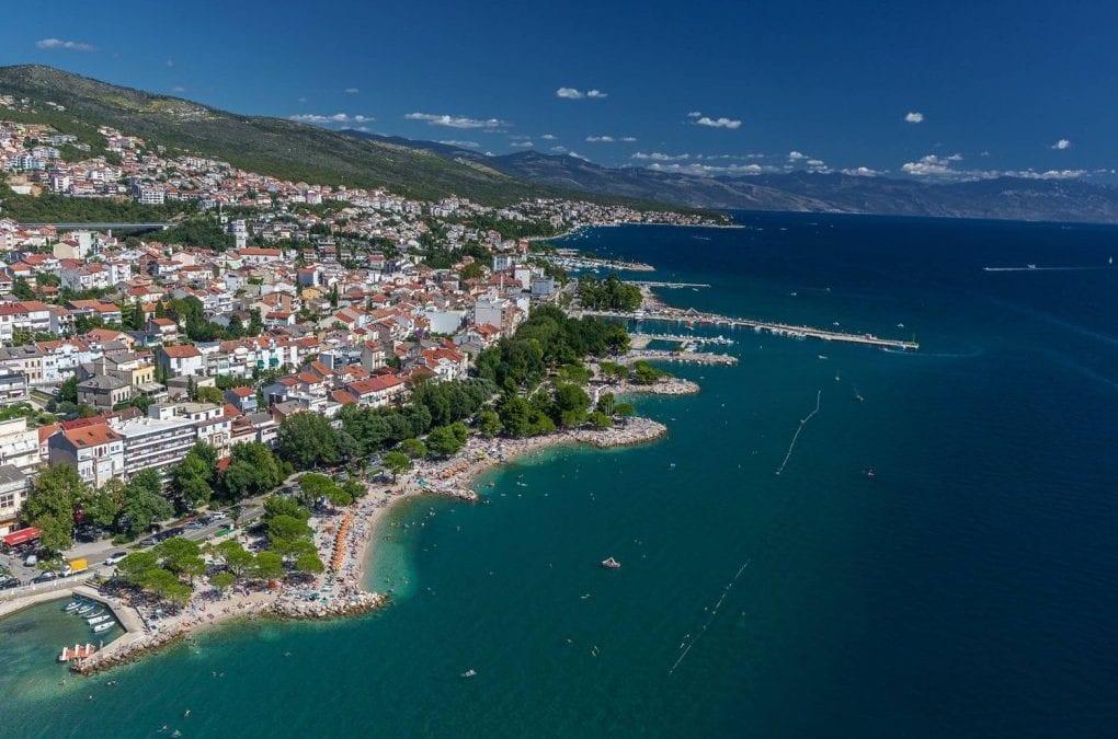 Ljeto u Hrvatskoj: Crikvenica – hotel Crikvenica 4*