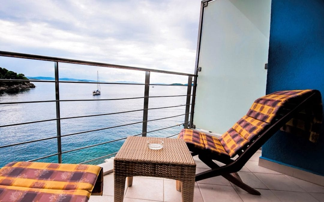 Ljeto u Hrvatskoj: Dugi otok, Božava – hotel Maxim 4*
