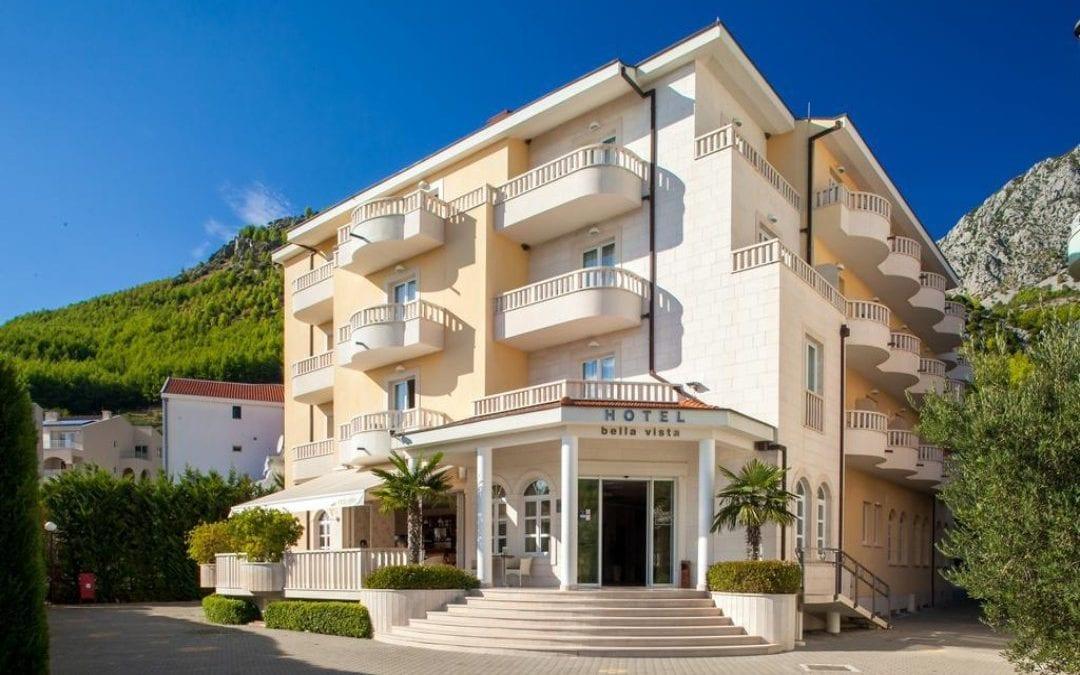 Ljeto u Hrvatskoj: Makarska rivijera – Drvenik: hotel Bella Vista 4*