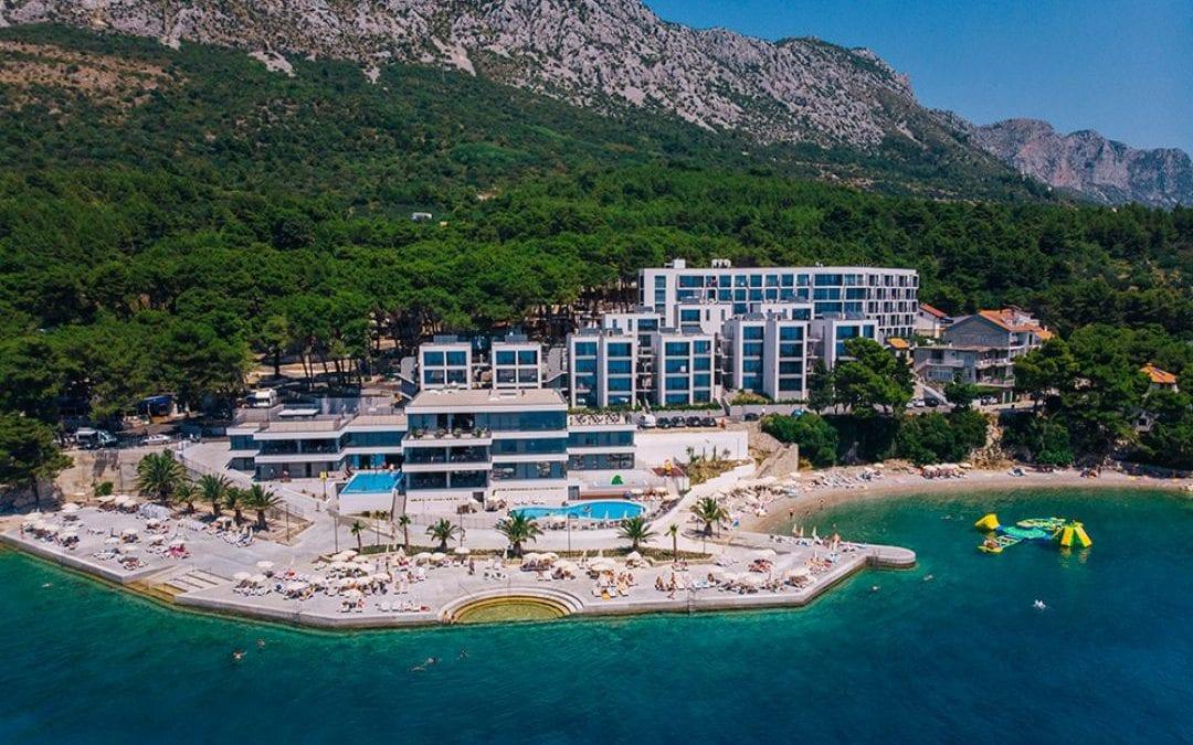 Ljeto u Hrvatskoj: Makarska rivijera – Podaca: Morenia All Inclusive Resort 3*