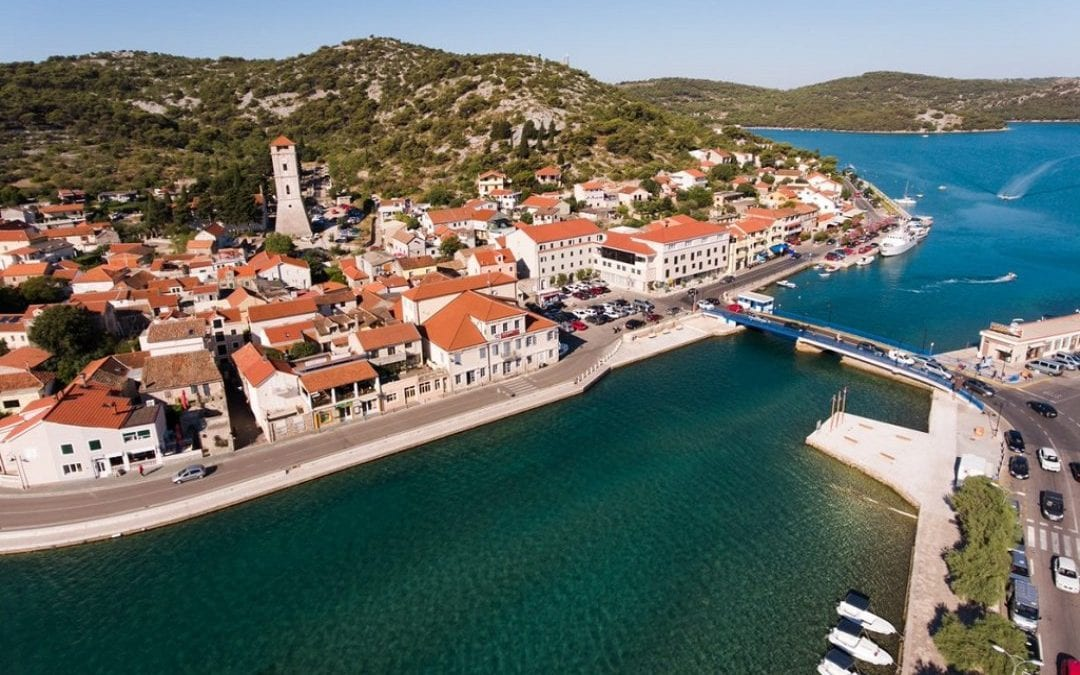 Jesen u Dalmaciji: Murter, Tisno – hotel Borovnik 4*